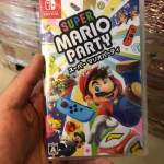 switch game mario party