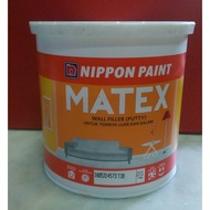 Mpul / Plamir Wall Matex 1 Kg / Wall Filler / Putty Plamur