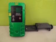 ☆捷成儀器☆GR85G 綠光墨線雷射儀//雷射水平儀//戶外專用接收器 - 綠光墨線接收器