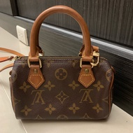 二手正品 LV vintage mini speedy