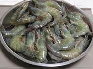 生凍白蝦(40/50)-1.15kg/盒-【鼎鮮市集】鱈魚,鮭魚,鯖魚,鱈場蟹腳,透抽,干貝,龍蝦,牛排,草蝦