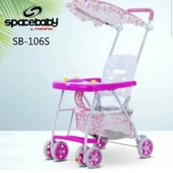 Space saver SB106 space chair dining musical toys