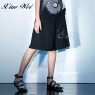 【CHENG DA】專櫃精品春夏款時尚流行五分褲裙(NO.021238)