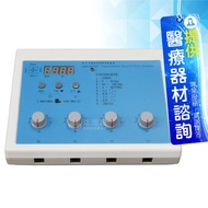 組合商品 井上 中頻經皮神經電刺激器 JS4012-1 多加 吉懋 自黏電極片4入一組 二級