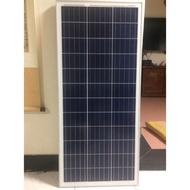 太陽能板 100W 全新 原廠 12V 多晶100w