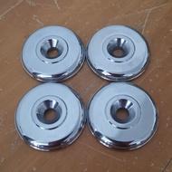 VESPA 原廠風鏡 GTS 300/ GTS  HPE 大風鏡 精品 風鏡 (白鐵材質) 螺絲 飾蓋