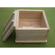 [ 現貨] DIY鹽滷豆腐模具 全杉木製作 14148.5cm 送鹽滷及豆腐濾布