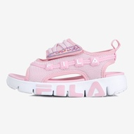 Korean Fila Ggumi Children's Shoes Sandals Letters Pink
