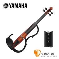 YAMAHA SV-250 電子小提琴/靜音小提琴/ 4/4(含專用控制盒)【全新山葉原廠公司貨/一年保固/Silent Volin/SV250】
