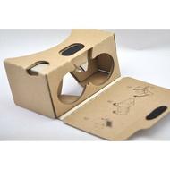 Cardboard 2代 電容按鈕 二代 Google 2015 I/O 虛擬現實 3D VR眼鏡