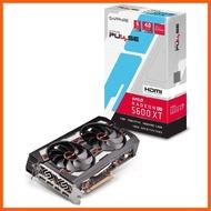 #ลดราคา VGA SAPPHIRE PULSE RX 5600XT 6G GDDR6 #ค้นหาเพิ่มเติม RGB Radiator Fan SilverStone Modular Power Supply Integrated water cooling POWER SUPPLY ENERMAX TRIATHIOR