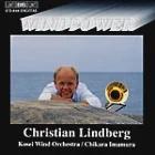 Christian Lindberg and Kosei Wind Orchestra / Windpower