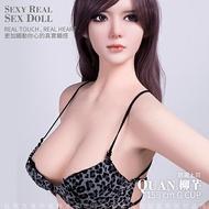 ◤買一送十◥亮麗上司 QUAN柳芊 158cm 全實體矽膠不銹鋼變形骨骼娃娃 【跳蛋 真人矽膠娃娃 自慰器 按摩棒 情趣用品 】