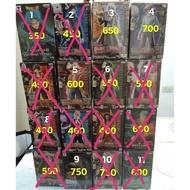 🎊特價 航海王 海賊王 金證 魯夫  DX DXF Z劇場版 女帝等 寫真家 頂上 標準盒