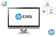 """HP EliteDisplay E240c 23.8"""" HD Monitor"""