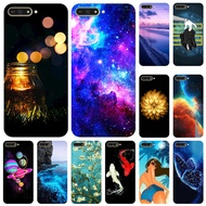 Huawei Y6 2018 Honor 7A Printed Case Cartoon Back Cover For Huawei Y6 2018 Soft Silicone TPU Case For Huawei Y6 2018