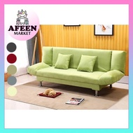 AFEEN SOFA BED 2-SEATER DURABLE FOLDABLE SOFA - 1628