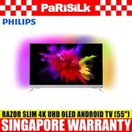 Philips 55POS901F/12 Razor Slim 4K UHD OLED Android TV (55-inch)