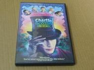 正版收藏DVD 巧克力冒險工廠 雙碟版(中文字幕)