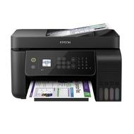 【加購墨水官網登錄送好禮】EPSON L5190 雙網四合一連續供墨複合機【列印/影印/掃描/傳真/WIFI】