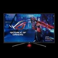 ROG Strix XG438Q HDR 43 吋 4K (3840 x 2160) 120 Hz FreeSync2 HDR DisplayHDR™ 600 雙10W 揚聲器 遙控器