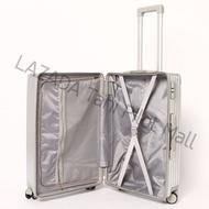 003&B13 กระเป๋าเดินทาง กระเป๋าเดินทางล้อลาก กระเป๋าล้อลาก สัมภาระ 20/24/28นิ้ว รุ่นซิป กระเป๋าเครื่องสำอางขนาด 14 นิ้ว Trolley Bag