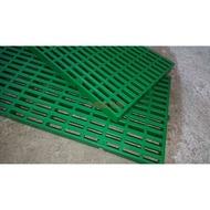 [ 小趙雜貨鋪 ] 簡易 組裝 堅硬 耐重 排水板 排水墊 墊高板 棧板 冷凍庫 墊高 台灣製造