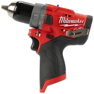 Milwaukee M12 FUEL Cordless Hammer Drill Compact 2-Speed Percussion Drill M12 FPD-0 (BARE TOOL)