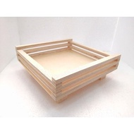4segi Pallet Wood / Dulang Wood Delivery Pallet Ready Stock 🔥