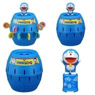 【Fun心玩】TP61382 麗嬰 日本 多美 TAKARA TOMY 哆啦A夢 危機一發 桌遊 玩具 海盜桶 生日 禮物