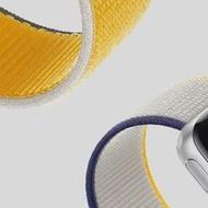 สำหรับ Apple Watch Band 44มม.42มม.38มม.40มม.Correa ไนลอนสายนาฬิกาสร้อยข้อมือกีฬา Iwatch Apple Watch series SE 6 5 4 3