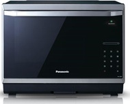 Panasonic NN-CS894BYPQ Steam Microwave Oven 32L STEAM - PANASONIC SINGAPORE WARRANTY