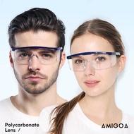 【Amigoa】Doctor醫療護目鏡/防毒眼鏡/安全眼鏡/ Google Googles眼鏡