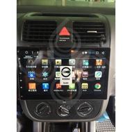 Volkswagen 福斯 GOLF -10吋安卓機.Android.觸控螢幕usb.導航.網路電視.一年保固.高雄店