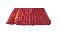 ├登山樂┤日本 Nanga Rabaima Bag 400 雙人羽絨睡袋 紅 # NA21440