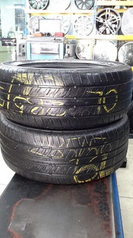 Used Tyre Secondhand Tayar (With Installation) Dunlop PTZA  285/50R20 65%Bunga Per 1pc