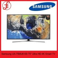 Samsung UA-75MU6100 75 Ultra HD 4K Smart TV