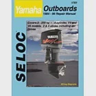 Yamaha Outboards 1984-96 Repair Manual: All Engines, 2-250 HP