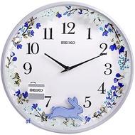 順豐時計【SEIKO】日本 精工 SEIKO 兔子搖動擺飾 時鐘 掛鐘 QXC238 QXC238N