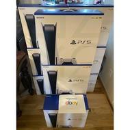 SONY PlayStation 5 PS5 825GB Disc / Digital (SONY MALAYSIA WARRANTY)