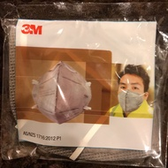 3M 9041口罩;折疊式活性碳