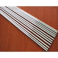 全新上市~¤⊙出口庫存一批很好的實心玻璃鋼1.81米船釣竿放流竿DIY手工竿竿胚