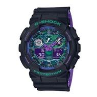 【山姆大叔工作坊】G-SHOCK藍色及紫色錶款設計