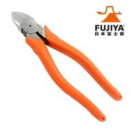 【日本Fujiya】強力斜口鉗150mm(強力型 微鏡面設計)