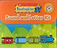 ReadingLine Sound and Letter Kit (26小書+1片CD) - Scholastic 低年級