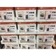 Costco好市多代購 3Tb expansion seagate 2.5吋行動硬碟 新黑鑽系列