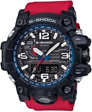 Casio CASIO G-SHOCK MUDMASTER GWG-1000RD-4AJF Mens Japan import