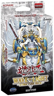 YuGiOh TCG (Wave of Light Structure Deck)