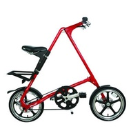 STRiDA|LT 折疊腳踏車(紅色)