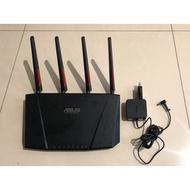 ASUS 無線路由器 分享器 RT-AC87U 已過保